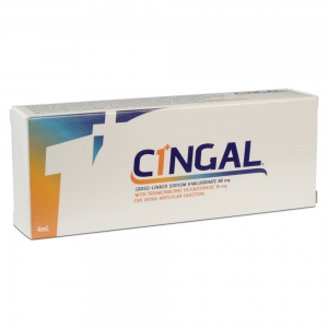 Cingal knee joint lubricant