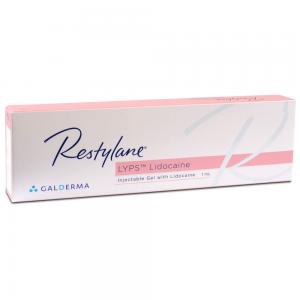 Restylane Lyps Lidocaine