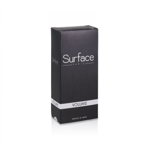 Surface Paris Volume