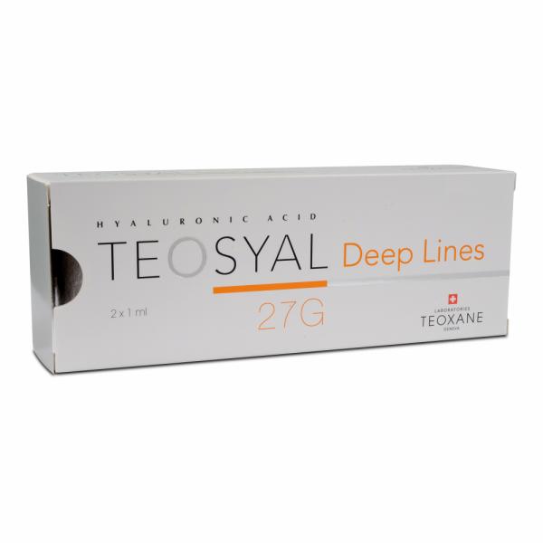 Teosyal 27G Deep Lines