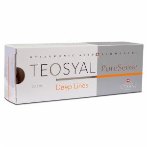 Teosyal 27G Deep Lines PureSense