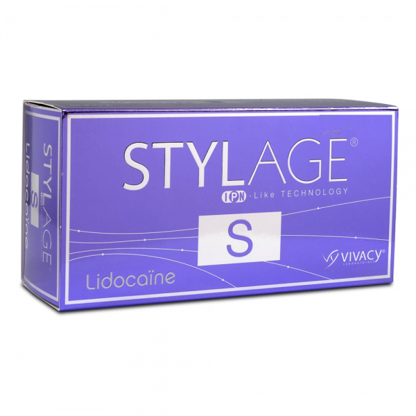 Vivacy Stylage S with Lidocaine