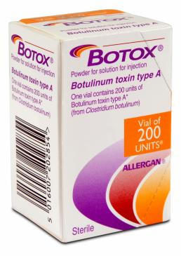 allergan botox 200iu