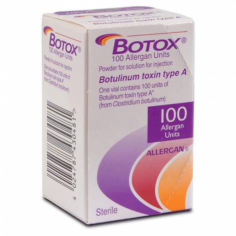 botox 100iu
