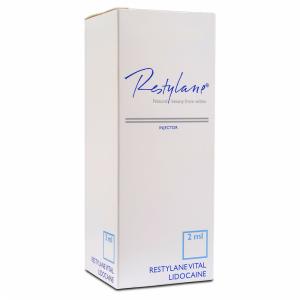 Restylane Vital Injector with Lidocaine