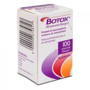 allergan botox 100iu polish